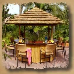 Tiki Bar Oasis Bar Safari Thatch Inc