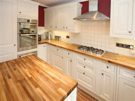 kitchen countertops types bloombety types of countertops for kitchen with wooden