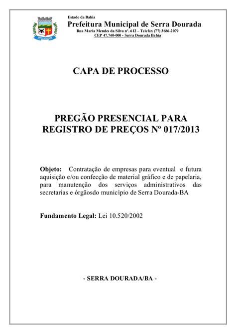 01. capa de processo terraplanagem