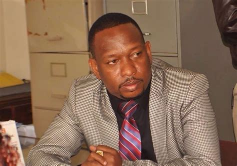 images of mike sonko the one thing that made mike sonko cry in front of the