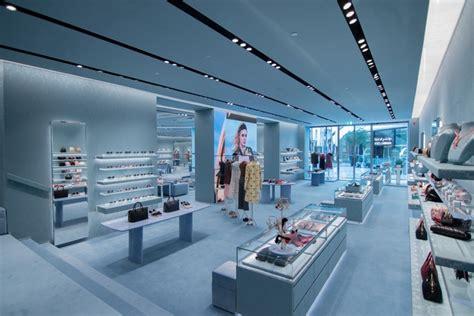 design center uae miu miu boutique dubai uae 187 retail design blog