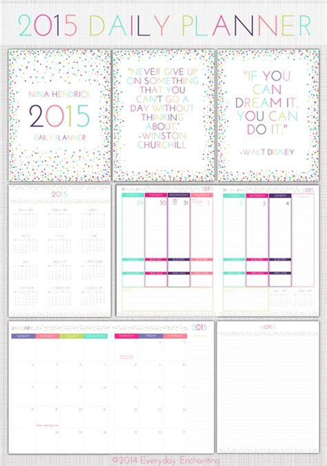 blog planner printable free 2015 12 free printable blog planners tools for 2015 simply