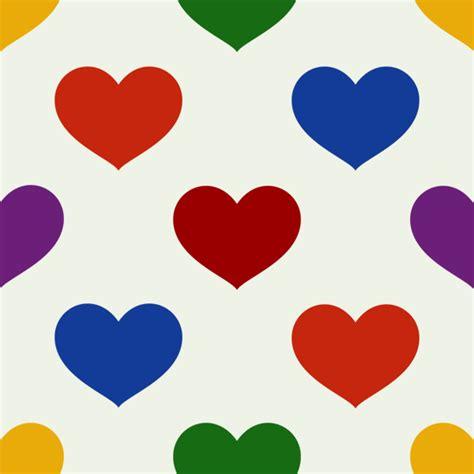 heart pattern rainbow high resolution rainbow heart pattern