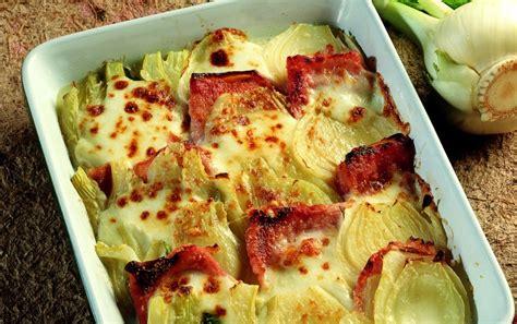 finocchio ricette di cucina ricetta gratin di finocchi saporiti le ricette de la