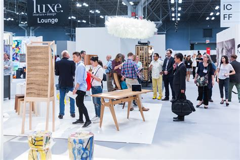 Luxe Interior International by Luxe Interiors Design Returns To Icff 2016