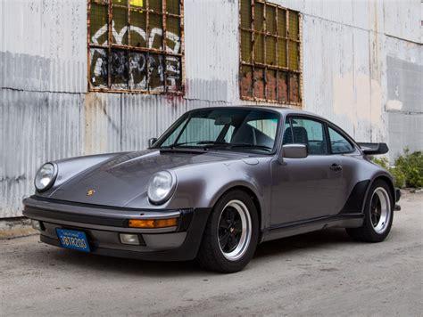 Porsche 911 Turbo 1986 1986 porsche 911 turbo 5 speed for sale on bat auctions