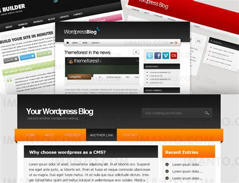 Free Website Giveaway - free professional psd web templates