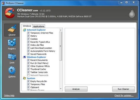 ccleaner new version download ccleaner the latest version