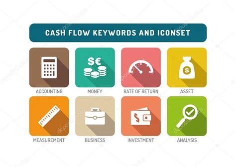 Flow Flow Set flow icons set stock vector 169 garagestock 106570776