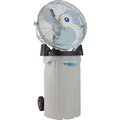 schaefer fans for sale schaefer versamist misting fan with cart 18in 2 600