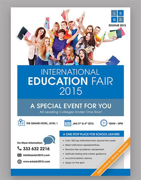 21 job fair flyer psd vector eps jpg download