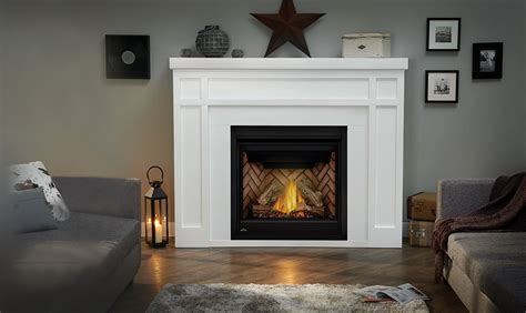 Gas Fireplace Mantel Surrounds by Gas Fireplace Mantels