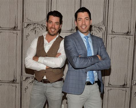 drew and jonathan property brothers how drew and jonathan scott knew their