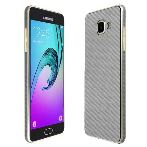 Samsung A5 Silver Skinomi Techskin Samsung Galaxy A5 2016 Silver Carbon