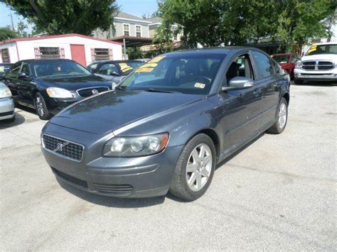 Volvos Only Houston Volvo S40 For Sale In Houston Tx Carsforsale