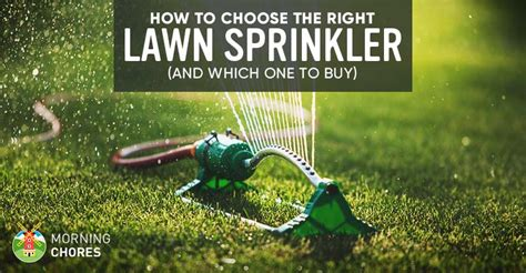 Best Garden Sprinkler by 8 Best Sprinkler For Lawn And Garden Reviews Buying Guide