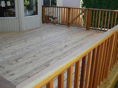 cedar deck cedar decking lakeside lumber the northwest s premier siding and decking specialists