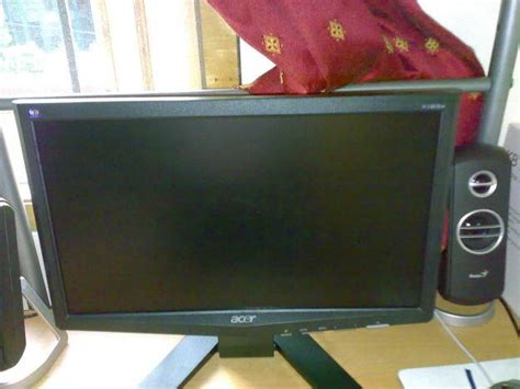 Monitor Acer X163w lcd screens acer x163w monitor was sold for r290 00 on 25 sep at 22 31 by bush in east