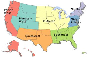map of the united states pacific coast funding and research opportunities in engineering