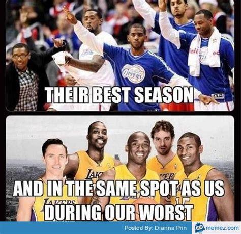 Lakers Memes - clippers vs lakers memes com