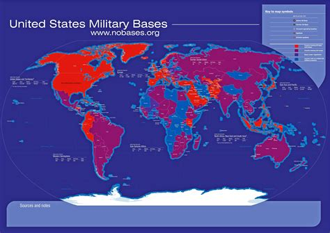 world s the worldwide network of us military bases the global
