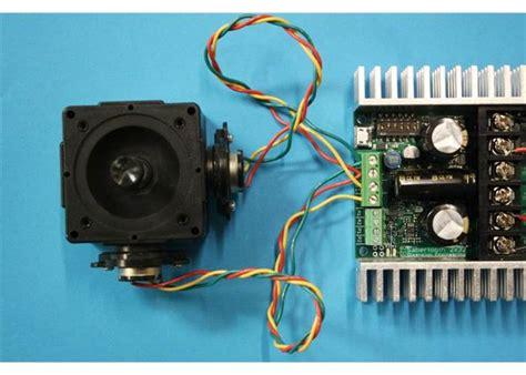 sabertooth  dual motor driver robot gear australia