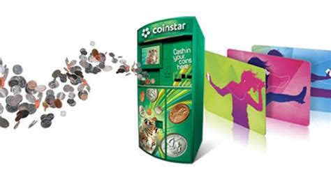 Coinstar Gift Card Locations - free 10 gift card bonus at coinstar for old navy itunes dell stretching a buck