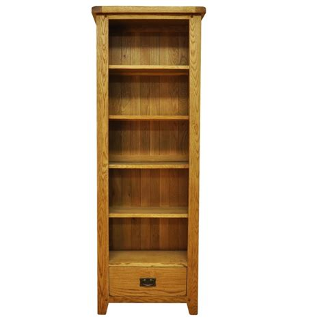 narrow bookcases uk newmarket large narrow bookcase the furniture house