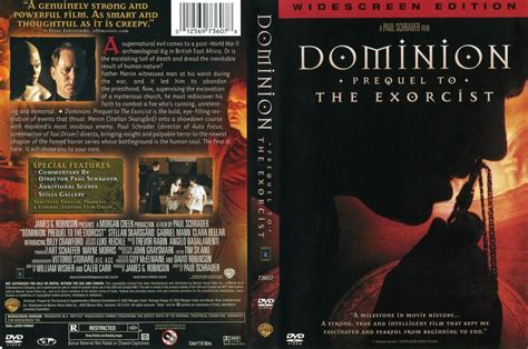 film dominion exorcist dominion prequel to the exorcist official trailer
