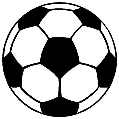 printable images of a soccer ball printable pictures of soccer balls clipart best