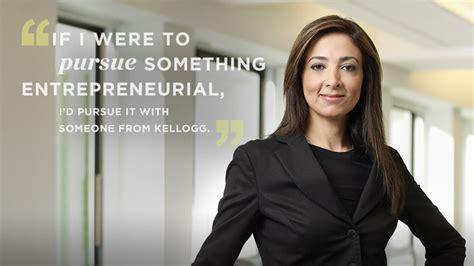Kellogg Evening Mba Class Profile by Mina Foroohar Kellogg Executive Mba Northwestern