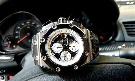 Audemars Piguet Ruben Barrichello Swiss Eta Clone 1 1 swiss audemars piguet rubens barrichello watches