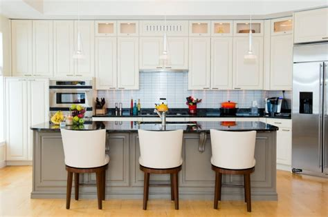 island kitchen chairs these 20 stylish kitchen island designs will have you