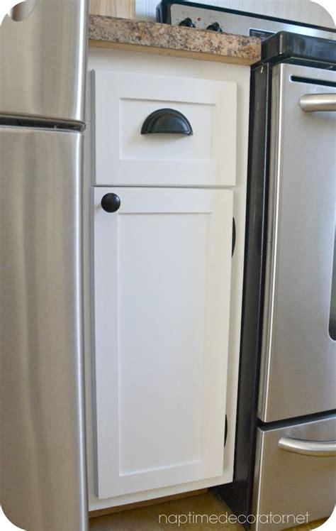 Adding Wood Trim To Cabinet Doors - best 25 cabinet trim ideas on kitchen