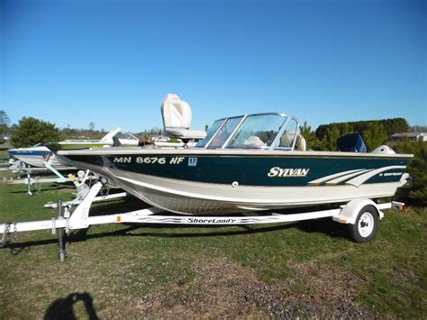 1997 sylvan boats for sale we sell your stuff inc auction 52 in park rapids