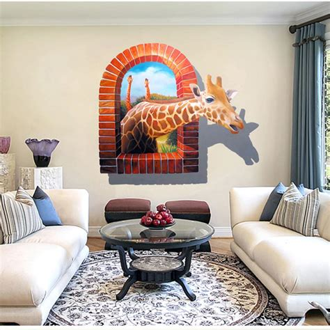 2016 new home decor paper window mural decal