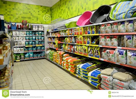 pet stuff pet products editorial stock image image 36024749