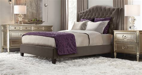 stylish bed frames beds bed frames stylish bedroom furniture z gallerie
