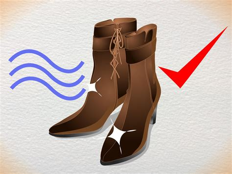 4 easy ways to maintain waterproof leather boots wikihow
