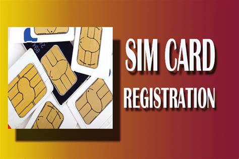 detik registrasi sim card inilah peraturan baru registrasi kartu sim di indonesia