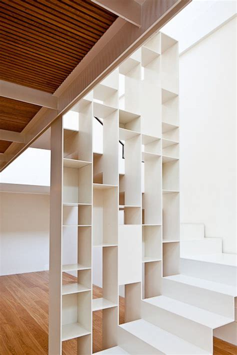stairs x shelf interiors metallica