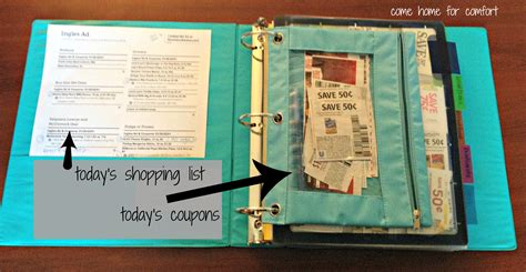 How To Organize Your Home Office how to organize coupons come home for comfort