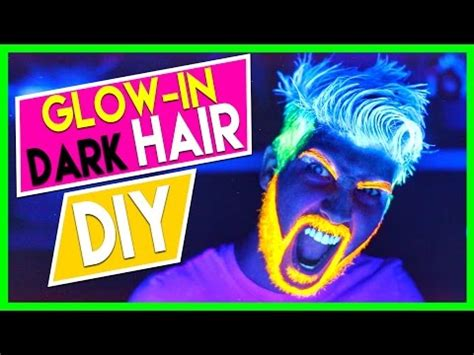 Joey Glow Black how to make glowing water without blacklight how to make