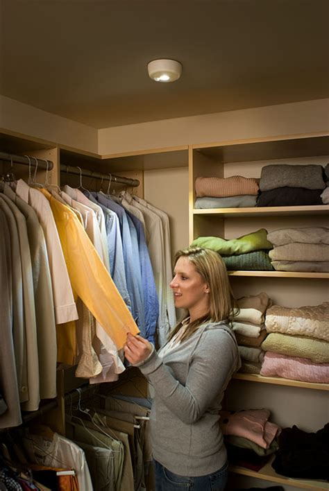 closet lighting solutions mr beams battery powered led lighting solutions the