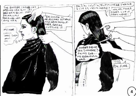 haircut cartoon stories ritu s birthday haircut 4 by sairaj1995 on deviantart