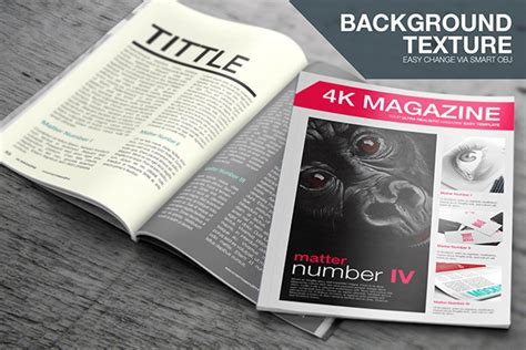 psd magazine mockup template free free psd mockup 4k magazine freebies psd