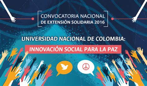convocatoria 2016 minsa la libertad convocatoria nacional de extensi 243 n solidaria 2016
