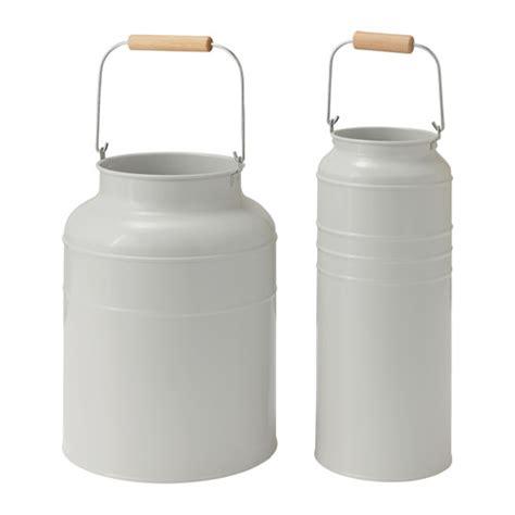 ikea vasi socker set di 2 vasi ikea