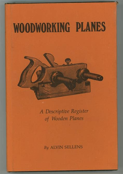 antique woodworking books woodworking planes sellens book antique vintage tools
