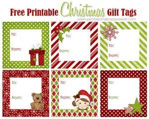 the bingham diaries printable christmas gift tags
